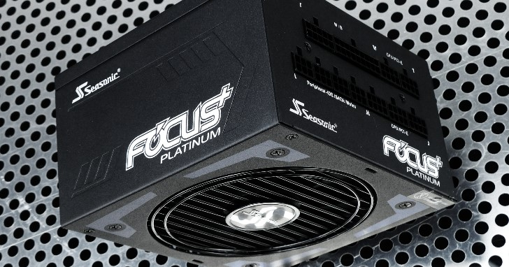 80 PLUS 白金電源供應器價格破壞者,Seasonic 海韻電子 FOCUS Plus 750 Platinum