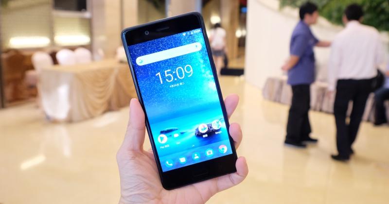 Nokia 8 正式在台上市,雙主鏡頭、高通 S835 處理器,售價 15,990 元