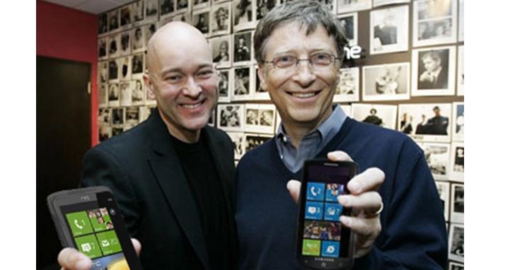 比爾蓋茲終於要放棄 Windows Phone 改用 Android 手機,但堅決表示不考慮 iPhone