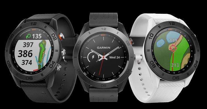 高爾夫球腕錶升級,Garmin 推出可攻略球道的 Approach S60 GPS 腕錶