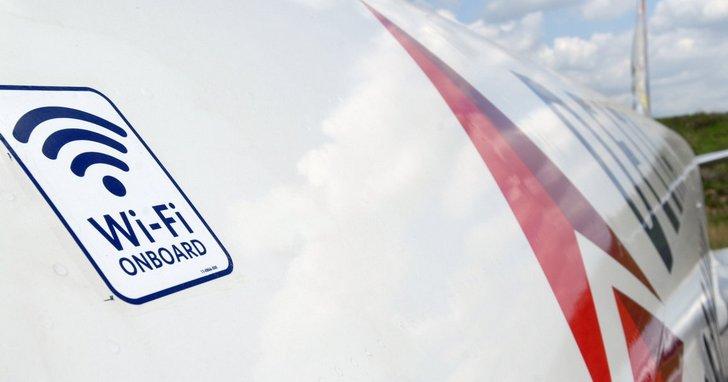 又有一家航空公司提供免費 Wi-Fi 了,但你只能在機上用文字聊天
