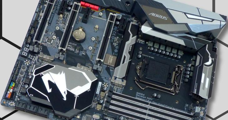 電競效能與品牌形象無縫接軌,GIGABYTE Z370 AORUS Gaming 7 動手測