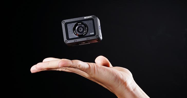 掌中的極限相機 Sony RX0 開箱試玩與配件介紹