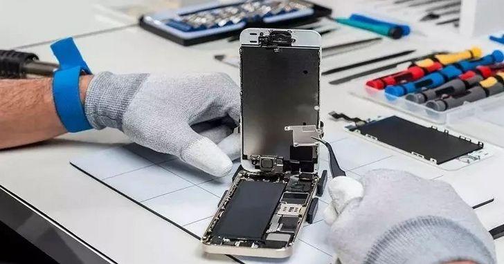 手機為何越來越難修?背後竟有這麼多秘密