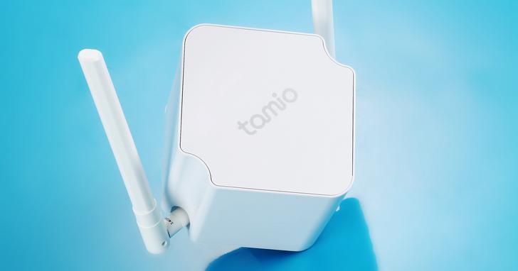 tamio R3- 小巧又迷你的無線路由器