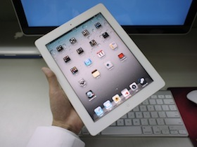 平板電腦的完成品 Apple iPad 2 評測