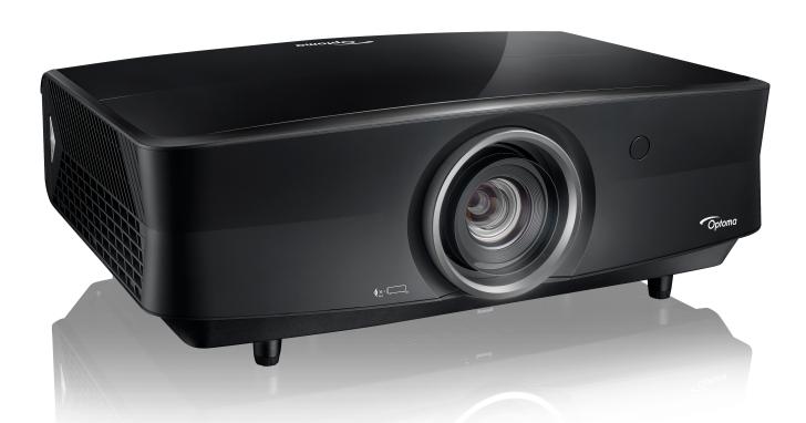 Optoma 推出 4K UHD 雷射光源家庭劇院投影機 UHC68