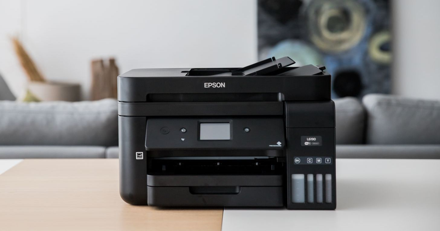 Epson L6190 複合機搶先測:第五代原廠連續供墨印量再升級,集高效率、低成本與完備功能於一身!