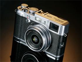 Fujifilm FinePix X100:經典名機 底片的感動