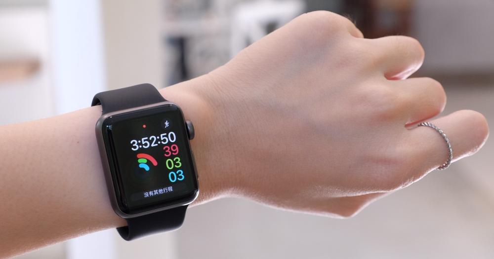 Apple Watch Series 3 開箱動手玩,錶面選擇更豐富、可搭 AirPods 免手機聽音樂