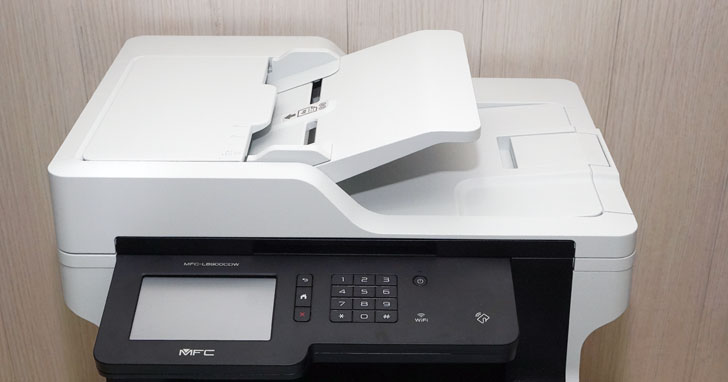 成本合理,效能優先:功能更完備、管理更全面的商用彩雷複合機全新推薦 Brother MFC-L8900CDW!