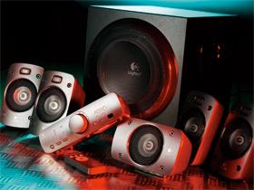 Logitech Z906:跨領域新世代劇院音響