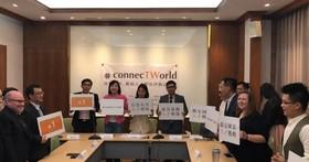 連結世界擁抱人才,外國人才倡議網站 connecTWorld同步啟動