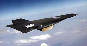 美空軍資助開發奈米氮化硼塗料,飛機以 5 倍音速飛行不是夢