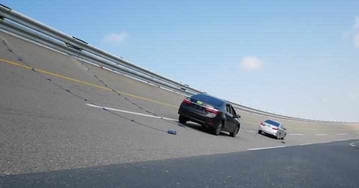 帶你前進 ARTC 試車場及 38 度高速周車道,12種不同測試道路一次看完