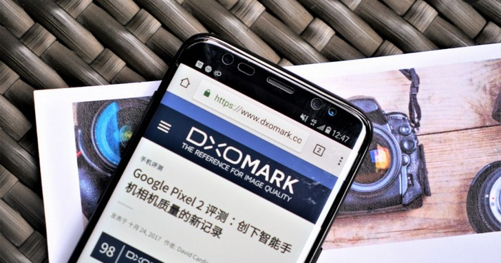 DxOMark 官方簡體中文網站上線,你的手機拍照能力給幾分?