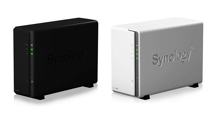 Synology 推出 DiskStation DS218play、DS218j 及 DS118 專為家庭用戶及小型辦公室打造,資料儲存體驗再升級