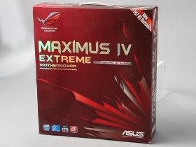 認明B3晶片, Asus MAXIMUS IV EXTREME 評測