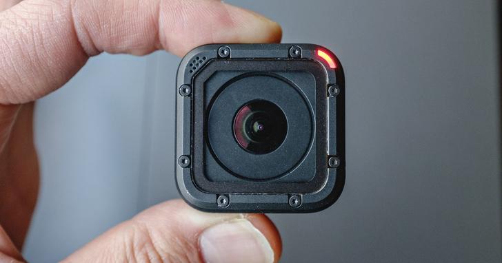 GoPro 表示明年將有產品線重大調整,最先被動刀的就是 Session