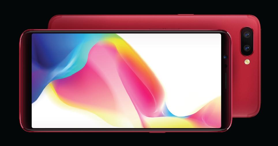 OPPO 也加入全螢幕手機戰局,R11s 升級 18:9 螢幕