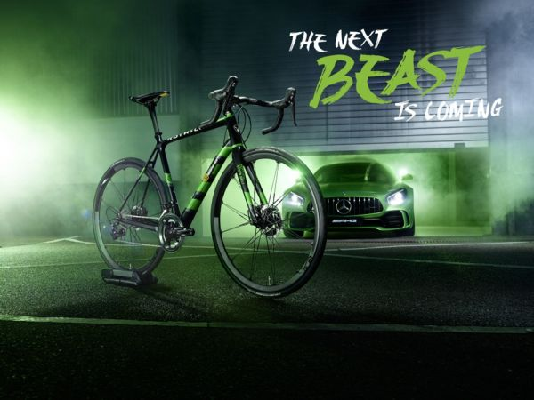 真正的「零排放」Mercedes-AMG 頂級單車,,限量「50輛」而且與其他頂級公路車比起來價格竟然並不貴!