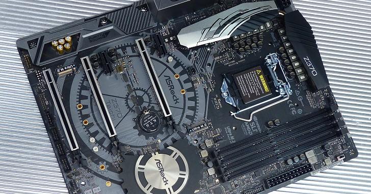 增加前置 USB 3.1 Gen2,ASRock Z370 Taichi 小改款江湖再戰