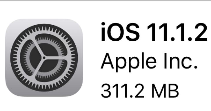 iPhone X 使用者看這裡,蘋果釋出 iOS 11.1.2 修正觸控失靈問題