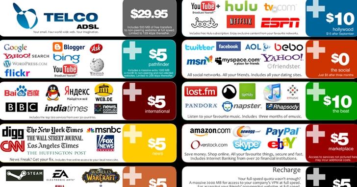 美國 FCC 預計 12 月將廢除網路中立法規,現今你對網路世界的看法可能將徹底改變