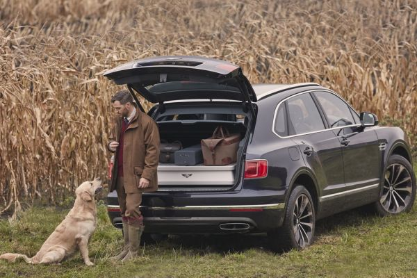只要開口、Mulliner什麼都能做,Bentley Bentayga Field Sports讓「打獵」化身品味伸展台