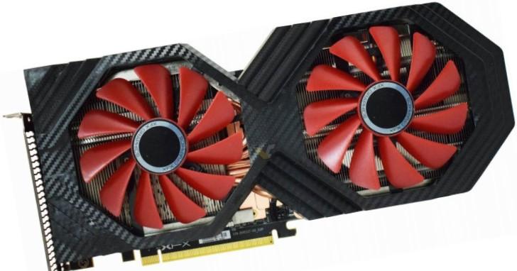 縮小電路板融入X造型,XFX 推出 RX Vega 56 與 RX Vega 64 Double Edition 自製顯示卡