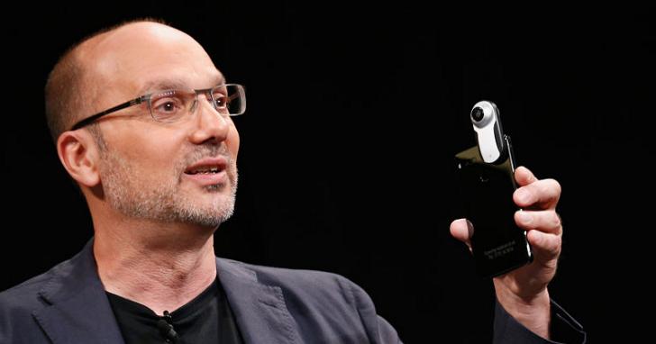「Android 之父」宣布暫離 Essential ,並遭爆料當年離開 Google 非自願而是與下屬有不正當關係