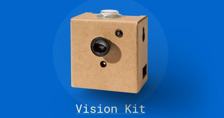 Google再推出AIY Vision Kit套件,自己做出影像辨識迷你電腦