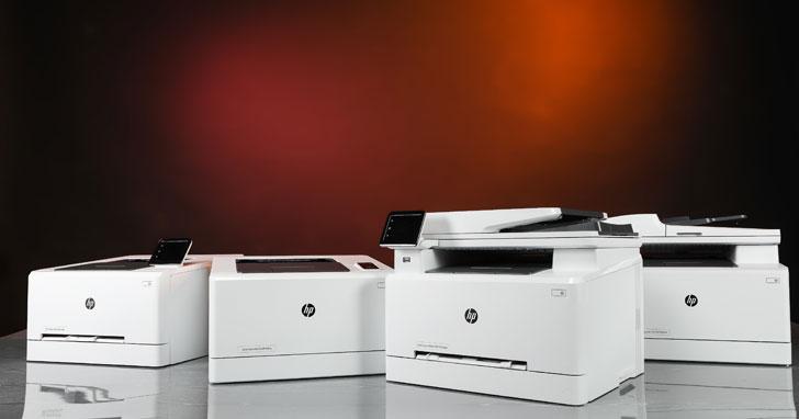 雷射列印技術再進階!HP 新一代智慧耗材更節省、更環保,全新 HP Color LaserJet Pro 系列產品同步升級!