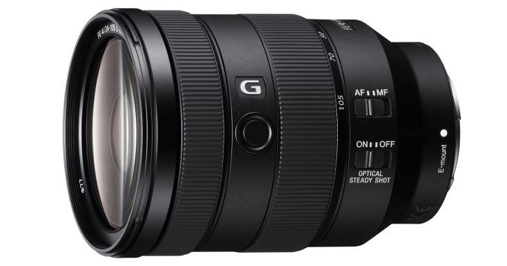 Sony FE 24-105mm F4 G OSS 標準變焦鏡頭 全方位攝影應用最佳助攻