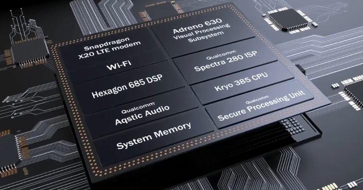 Qualcomm Snapdragon 845 究竟有多強?晶片詳細規格報你知