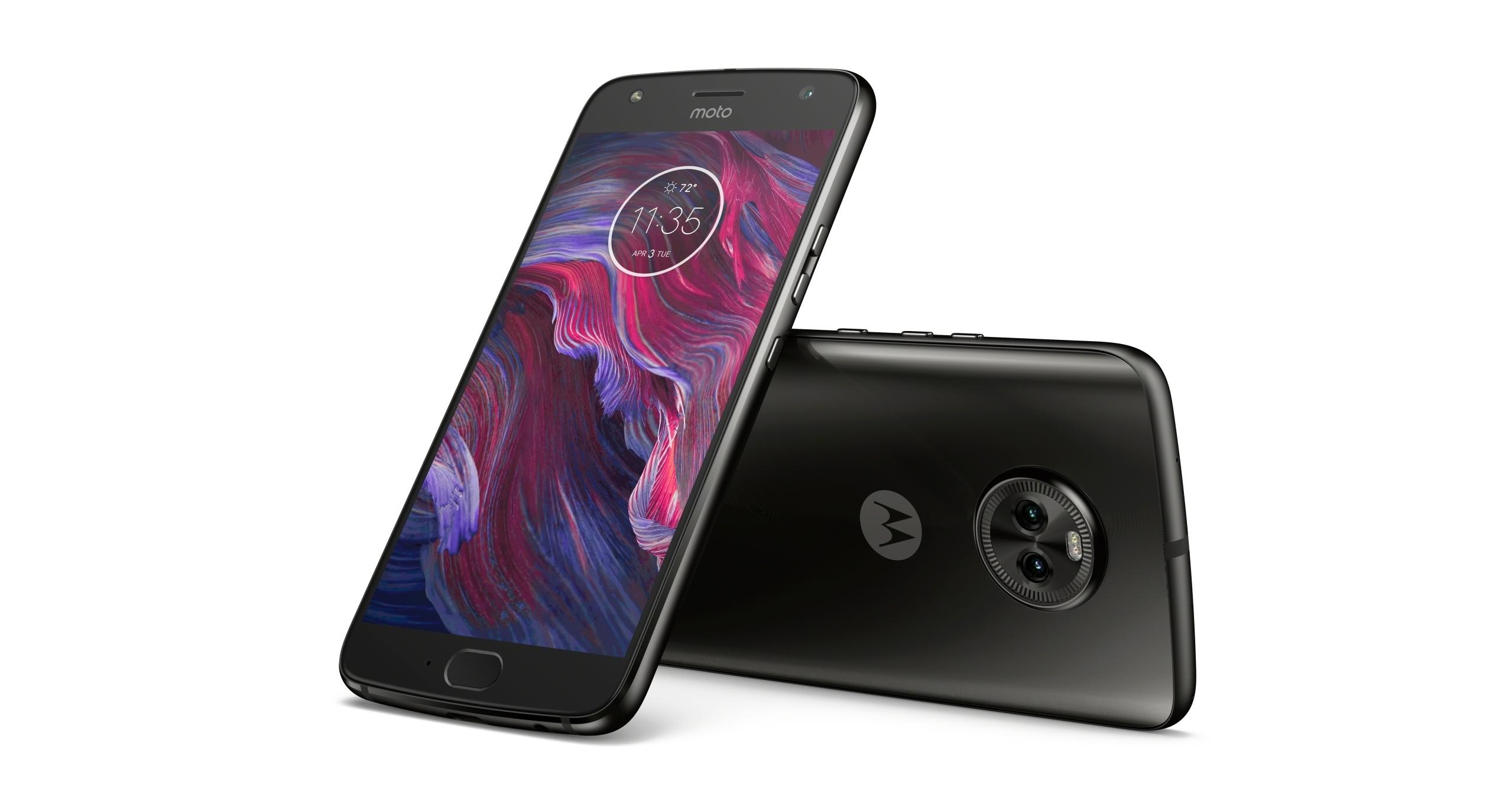 Motorola 雙鏡頭中階新機 moto x4 明日開賣,首購價 11,500 元