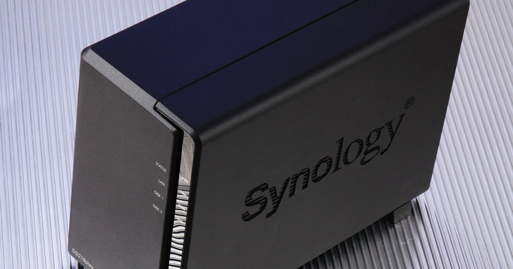 Synology DS218play- 工作、娛樂兼用的檔案資料庫