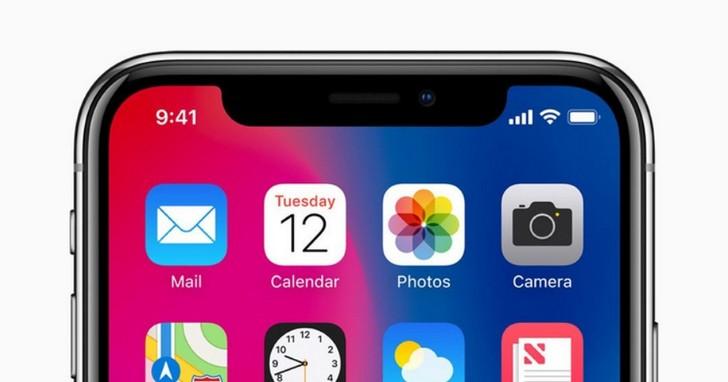 是山寨還是改良?「劉海」將是 2018 年中國智慧手機設計的新趨勢