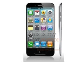 iPhone 5 謠指部:3.7吋螢幕、iPod touch外型