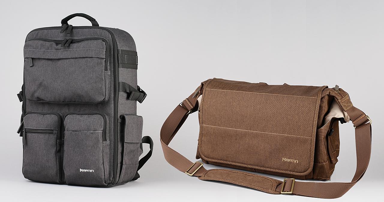 新年買新攝影包 Matin Clever 250 後背包/Clever 140 FC 側背包開箱介紹