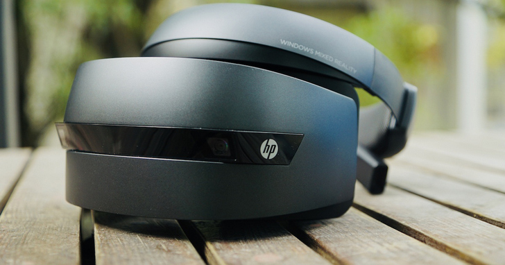 微軟 MR 頭戴式裝置開箱上手:如何體驗「混合現實」?