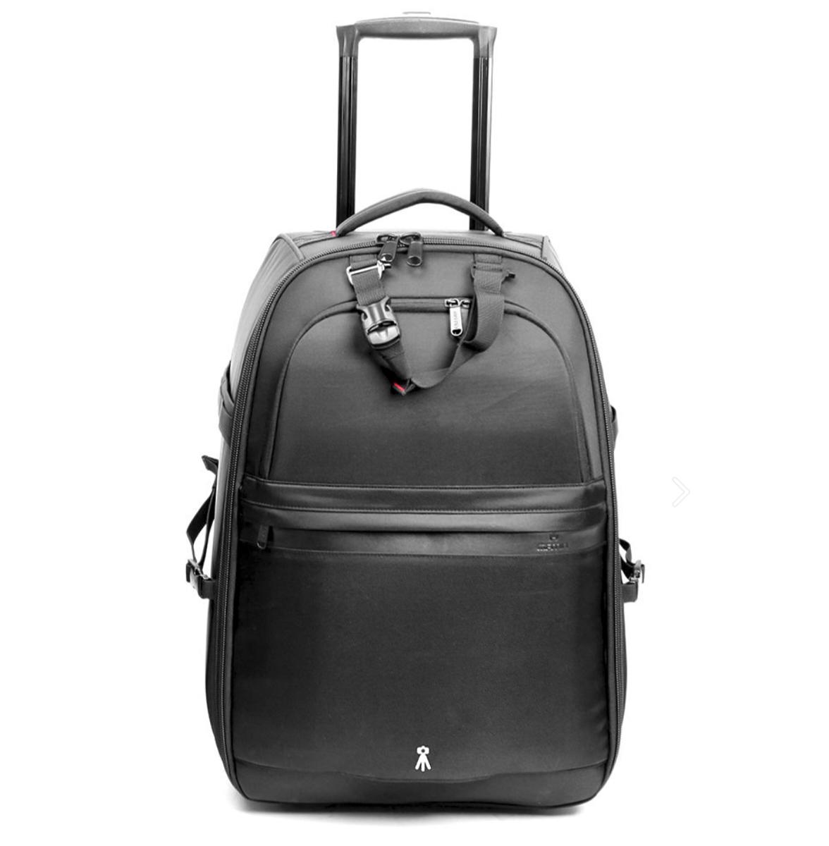 攝影樂趣搖身一變旅行商務 Matin Flyby380拉桿型攝影後背包