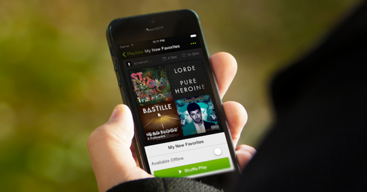 Spotify上市前遭音樂侵權訴訟,對方索賠16億美元