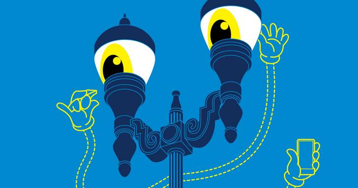 台北建置的智慧路燈能幹嘛?不妨先來看看美國這些城市是怎麼玩智慧路燈的
