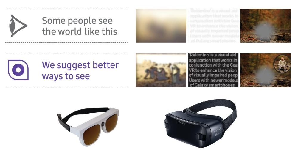 為患者設計,三星創新 C-Lab 將在 CES 展出 GoBreath 呼吸復健工具、Relumino 視障者眼鏡