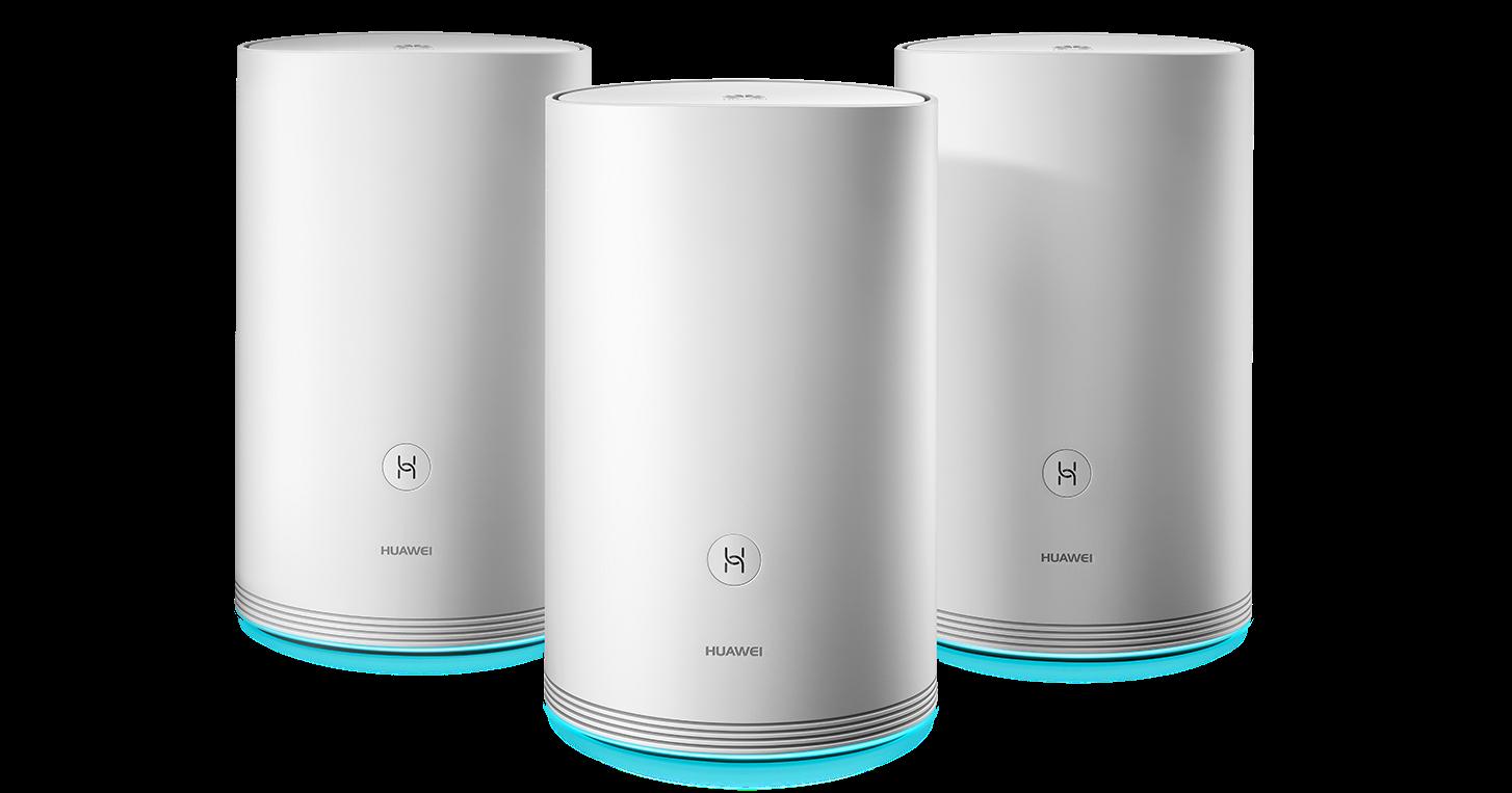 打造智慧家居,華為在 CES 2018 發表 Wi-Fi Q2 路由器