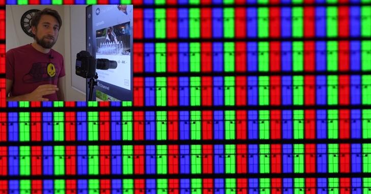 用 380,117 fps 慢動作看電視!原來電視的成像原理是這樣