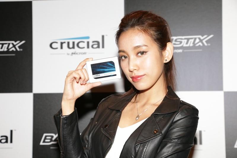 美光旗下通路品牌推出 Crucial MX500 固態硬碟 與 Ballistix Tactical Tracer RGB 記憶體