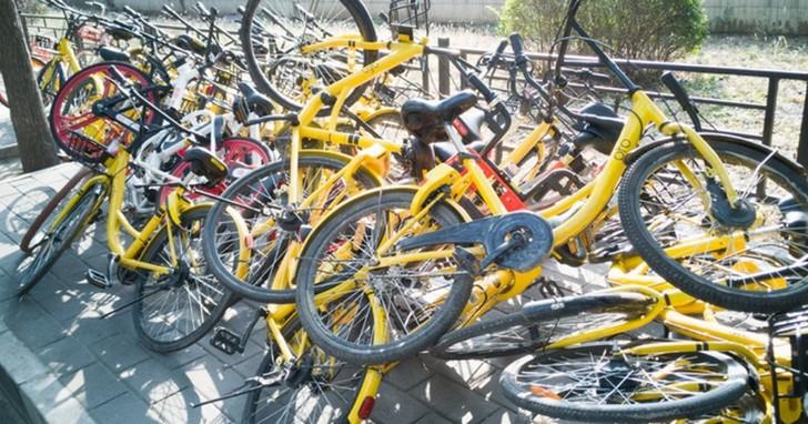 共享變臭名!從中國單車墳場奇景,台灣可以學到什麼