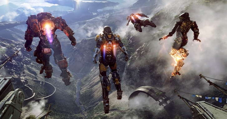 EA 今年將推《戰地風雲》系列新作,《Anthem》延至 2019 第一季推出